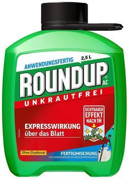 Roundup AC 2,5 Liter