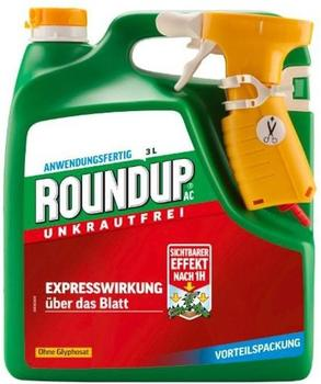 Roundup AC 3 Liter