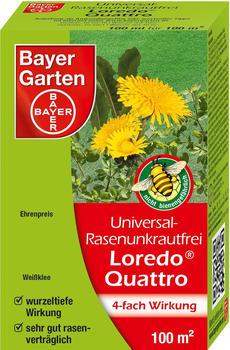 Bayer Garten Loredo Quattro Universal Rasen-Unkrautfrei