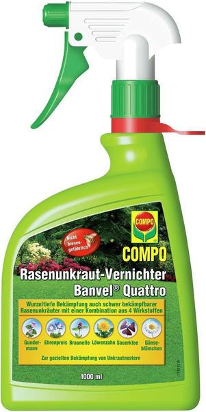 Compo Banvel Quattro AF 1000 ml