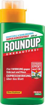 Roundup AC 400 ml Konzentrat