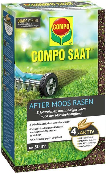 Compo After Moos Rasen 1 kg
