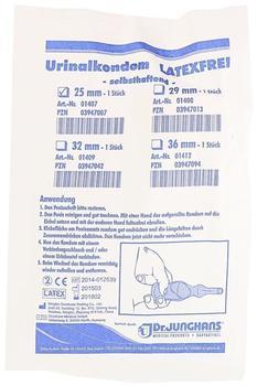 UROMED Klettband Set 489603 1 St