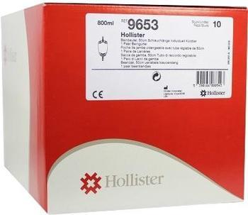 Hollister Incorporated Urin Beinbeutel mit Ablauf 800 ml Unsteril (10 Stk.)