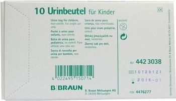 B. Braun Urinbeutel zum Ankleben unsteril (10 Stk.)