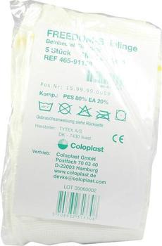 coloplast-freedom-beinlinge-small-gelb-5-stk