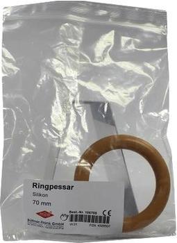 Büttner-Frank Pessar Ring Silikon 70Mm Stahlfeder