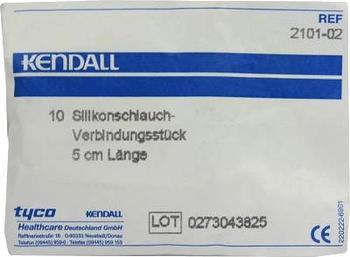Covidien Monoflo Verbindung Silikon (10 Stk.)