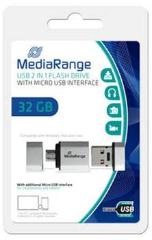 MediaRange OTG USB 2.0 32GB