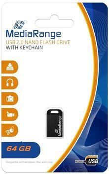 MediaRange Nano USB 2.0 64GB