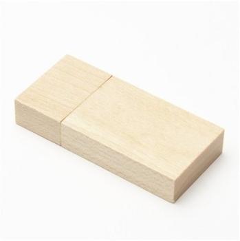 Aricona 8 Gb Usb Stick Aus Holz Dlh-7 (ahorn)