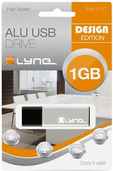 xlyne ALU USB 2.0 1GB