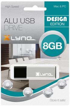 xlyne ALU USB 2.0 8GB