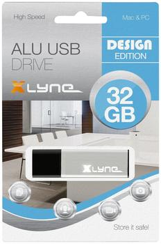 xlyne ALU USB 2.0 32GB