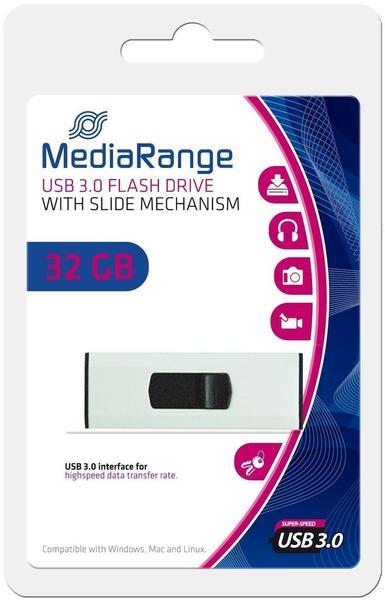 MediaRange SuperSpeed USB 3.0 Speicherstick 32GB