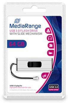 MediaRange SuperSpeed USB 3.0 Speicherstick 64GB