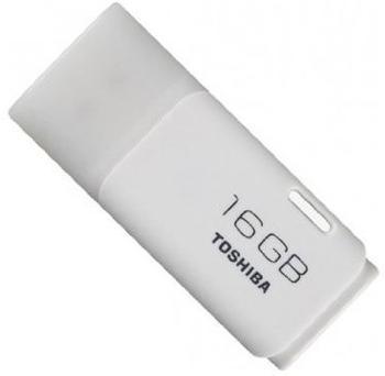 Toshiba TransMemory U202 Hayabusa BL5 16GB weiß
