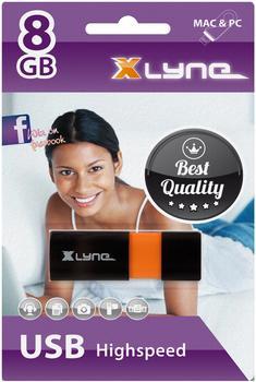 xlyne Wave USB 2.0 8GB