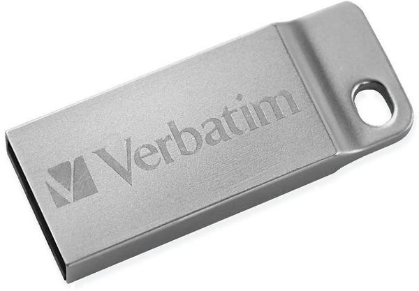 Verbatim Metal Executive 64GB silber