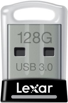 Lexar JumpDrive S45 128 GB schwarz