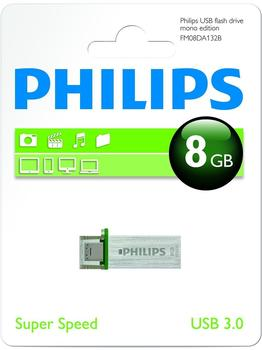 Philips Mono Series Dual 8GB