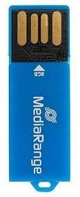 mediarange-mediar-usb-nanostick-flash-8gb-paperclip-mr975-mit-bueroklammer-funktion-mr975