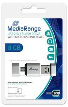 MediaRange OTG USB 2.0 8GB