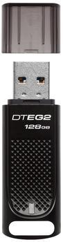 Kingston DataTraveler Elite G2 U3 128GB schwarz