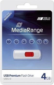 MediaRange USB 2.0 (MR970) - 4 GB