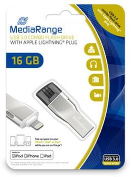 MediaRange USB 3.0 Kombo Lightning 16GB (MR981)
