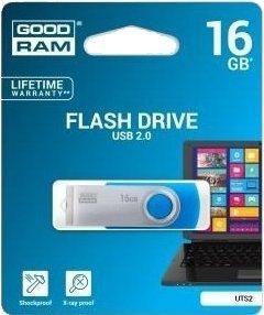 GoodRAM Twister UTS2 16GB blau