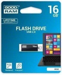 GoodRAM Cube UCU2 16GB schwarz