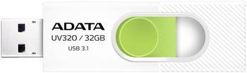 Adata UV320 32GB weiß/grün