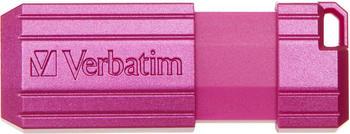 Verbatim Store n Go PinStripe 32GB pink