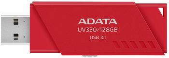 A-Data ADATA UV330 - USB-Flash-Laufwerk - 128GB - USB 3,1 - Rot