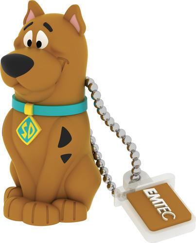 Emtec Novelty 3D HB102 Tom - USB-Flash-Laufwerk - 16GB HB Scooby Doo 16GB USB 2.0 Type-A Multi USB Flash Drive