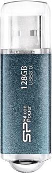 Silicon Power USB-Stick 128GB Silicon Power usb3.0 M01 Blue