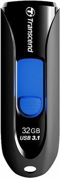 Transcend Jetflash 790 32 Gb Usb 3.0 Led Statusanzeige, Neu