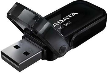 A-Data ADATA UV240 8GB USB2.0 Black (AUV240-8G-RBK)