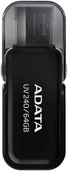 A-Data ADATA UV240 16GB Black Flash-Speicher unsortiert (AUV240-16G-RBK)