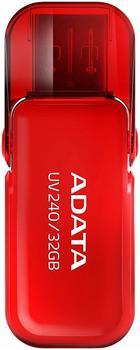 A-Data ADATA UV240 8GB USB2.0 Red (AUV240-8G-RRD)