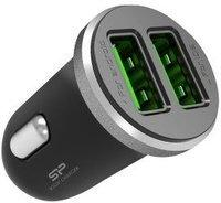 Silicon Power USB-Ladegert Silicon-Power Car Charger CC102P USB Black