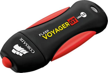 Corsair Flash Voyager GT 128 GB, USB-Stick, schwarz/rot, USB 3.0
