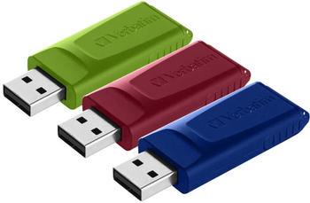 Verbatim Slider USB-Stick 16 GB 2.0