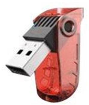 A-Data ADATA UD330 16GB Red USB-Stick 3.0 (3.1 Gen 1) USB-Anschluss Typ A Rot