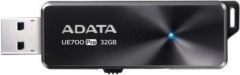 A-Data Adata USB 3.1 Flash Drive UE700 Pro 32GB, R/W 360/180 MB/s BLACK (AUE700PRO-32G-CBK)