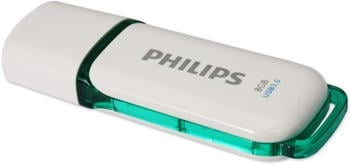 Philips SNOW 8GB Grün FM08FD75B/00 USB 3.0
