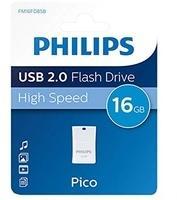 Philips Pico 16GB Blau FM16FD85B/00 USB 2.0