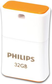 Philips PICO 32GB Grau FM32FD85B/00 USB 2.0
