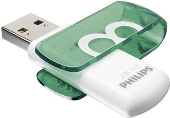 Philips FM08FD00B - USB-Flash-Laufwerk - 8GB - USB2.0 FM08FD00B/00